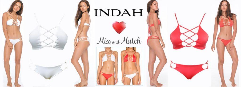 Valentine Mix and Match Bikini of the Week
