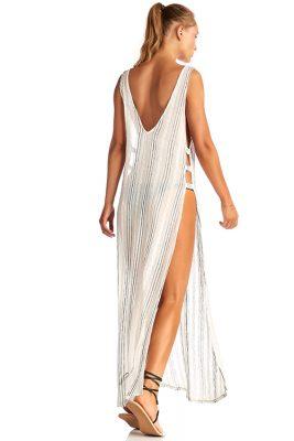 Ren Stripe Tradewinds Dress ALT