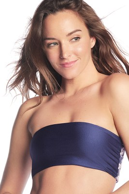 Jazz Band Bandeau Top
