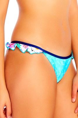 Infinity Frill Pant Bikini Bottom ALT