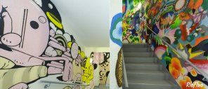 Havas Worldwide Paris a donné carte blanche à RioFluo pour repenser les backstages de l'agence de communication. Résultat : 12 étages totalement transformés par la scène actuelle du graffiti et une cartographie Google Map pour visualiser le projet du monde entier !