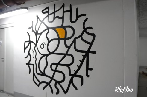 La Société Générale et l'atelier Intégral Ruedi Baur ont confié à RioFluo la réalisation de la signalétique street-art des parkings de sa nouvelle technopôle Les Dunes à Val de Fontenay proche de Paris: 2500m2 de fresques sur les murs, poteaux et sols pour orienter plus de 5000 collaborateurs. societe-generale, parking, interieur, graffiti, sol, mur, voiture,residence,riofluo, live painting, street-art, france, graffiti, art urbain, peinture, performance, ile de france, artistique, artiste, graffeur Tout sélectionner skio, goddog, tetar, onoff, stoul