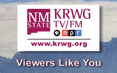 Gessing and Rep. Bill McCamley Discuss 2015 Legislative Activities on KRWG TV