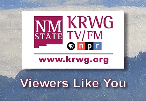 """""""The Disappearing Middle Class?:"""" Gessing and Fischmann debate the issues on KRWG TV"""