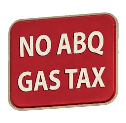 No need for City of Albuquerque Gas Tax