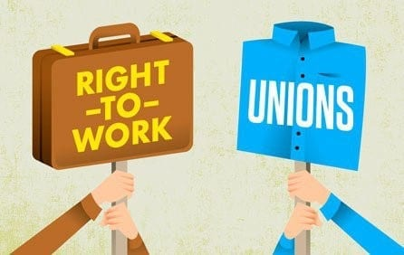 Failure of local right-to-work measures unfortunate, unsurprising
