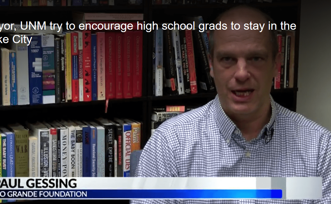 "RGF questions Mayor Keller's ""Stay home for college"" pitch to local high school seniors"