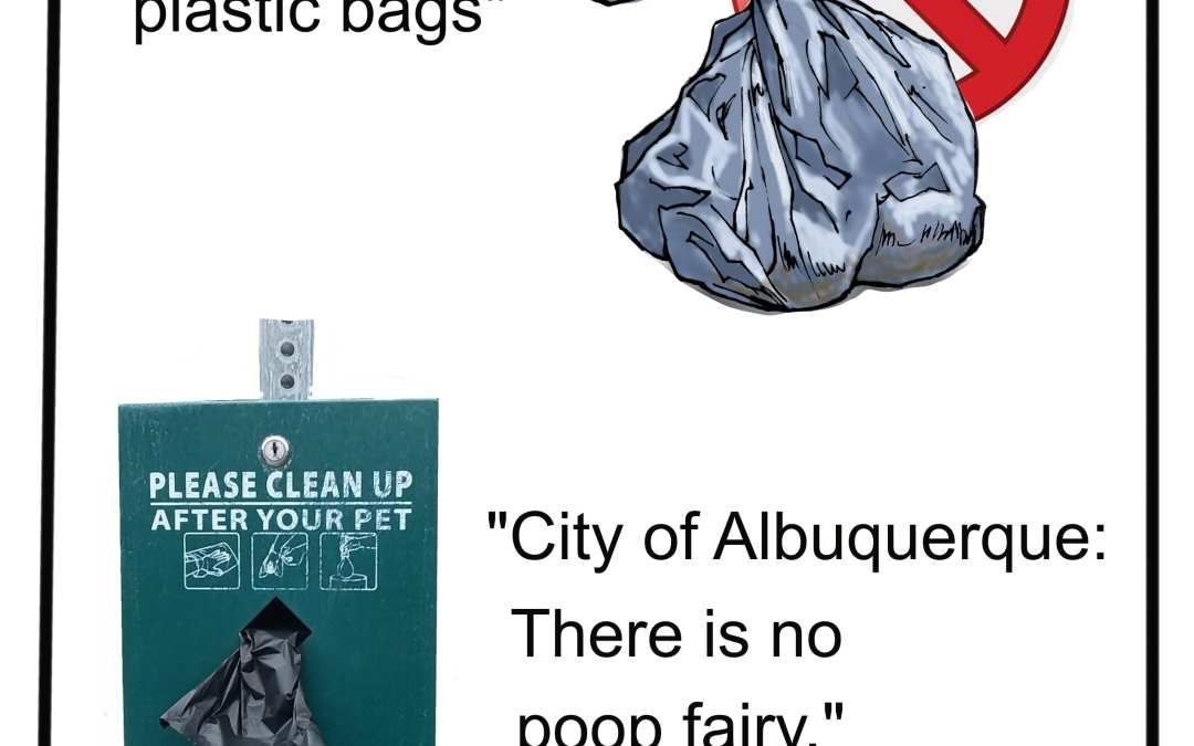 Albuquerque City Government Bag Ban Contradicts Own Goals