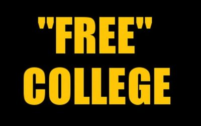"Opinion article: ""Free"" College Proposal Raises Serious Questions"
