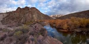 Gila River, photo by Alan Stark