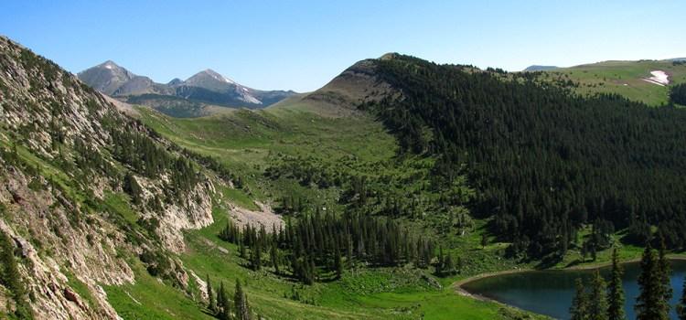 Hike to Pecos Baldy