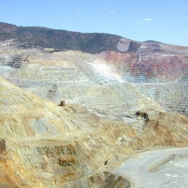 Chino Copper Mine aka Santa Rita for Sierra Club article on clean water groups appeal copper ruling in NM Supreme Court