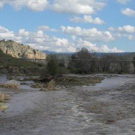 Gila river for Sierra Club article on Gila River diversion project