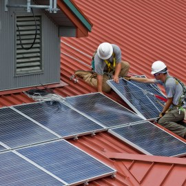 Sierra Club member reports on solar savings