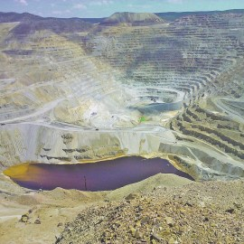 Take action against dirty copper-mining rule