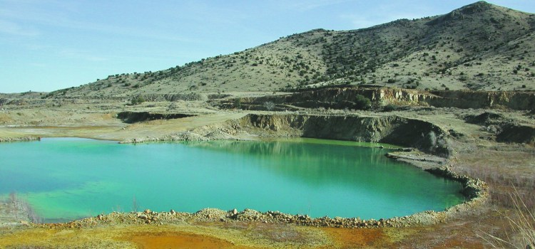 "Tell BLM to just say ""No"" to Copper Flat Mine"