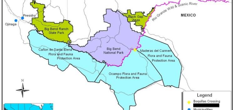 Coalition renews Big Bend International Park campaign