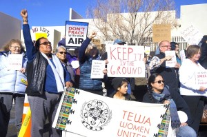 Lawmakers Support Chaco Coalition