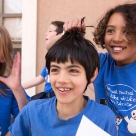 Kids climate program, chapter hit funding goal