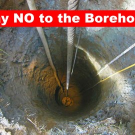 Otero Mesa bore hole defunded