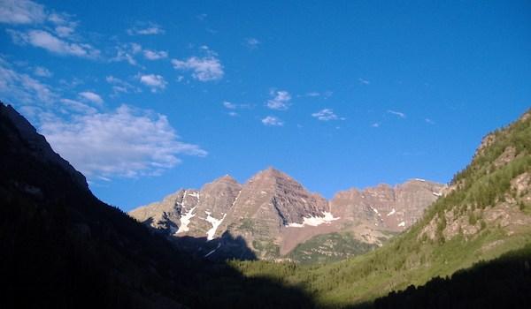 Trip report – Maroon Bells Backpack