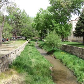The Living River Ordinance – Keep the Santa Fe Canyon Preserve Alive!