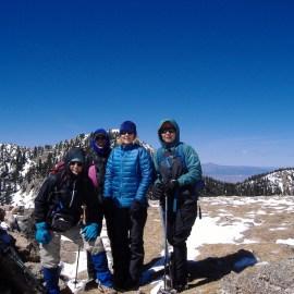 Trip Report – Penitente Snowshoe, March 17