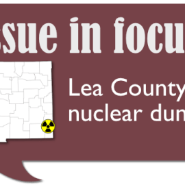 Holtec Nuclear Waste Storage Proposal