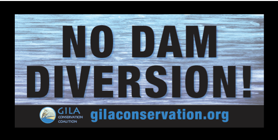 Rally to Keep the Gila Wild – July 2
