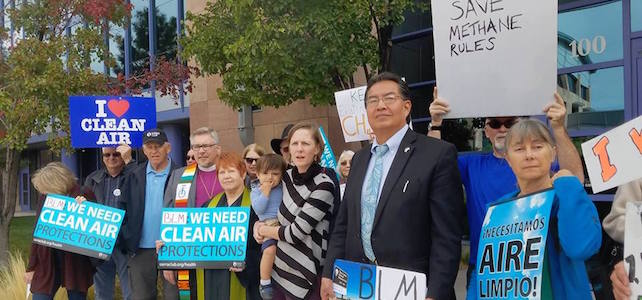 Rally for Public Lands – Wednesday, June 6