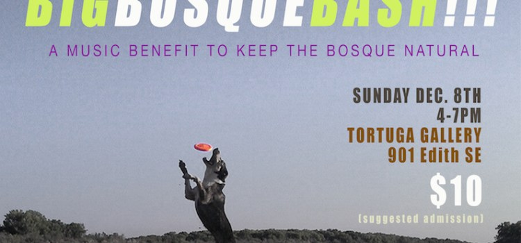 Bosque Bash – December 8