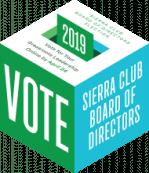 National Sierra Club Elections are Underway - VOTE!