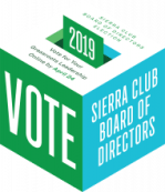 National Sierra Club Elections are Underway - VOTE!