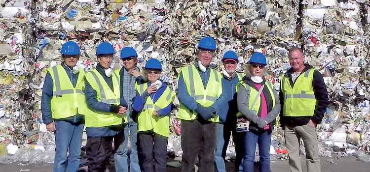 Zero Waste Recycling Tour