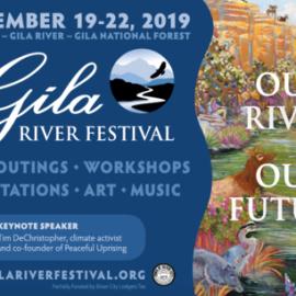Gila River Festival – September 19-22