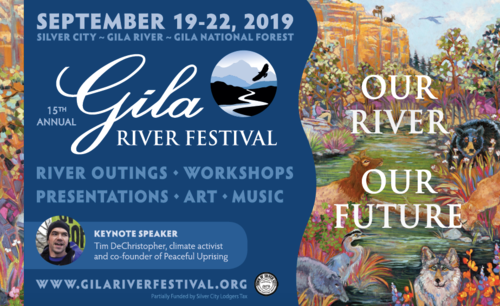 Gila River Festival – September 19-22