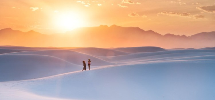 White Sands to be NM's second national park