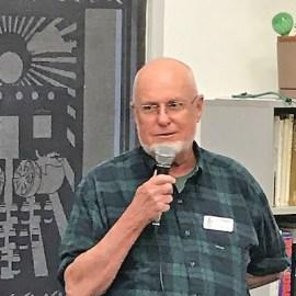 Volunteer hero: Fred Houdek