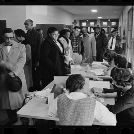 Pivotal Moments of the Development of the Voting Rights Act