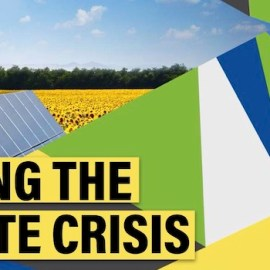 The Climate Crisis – Solutions from New Mexico