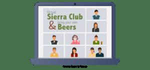 Virtual Sierra Club & Beers - November 2020