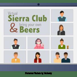 Virtual Sierra Club & Beers – November 2020