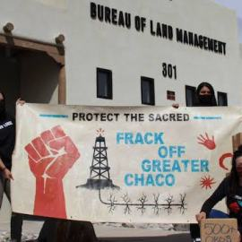 Greater Chaco Coalition Comments Delivered