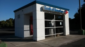 Bank of America ATM kiosk