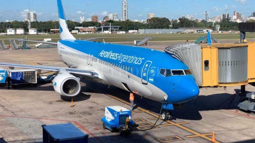 Aerolíneas Argentinas cancela vuelos a México, Brasil y Chile hasta el 9 de abril