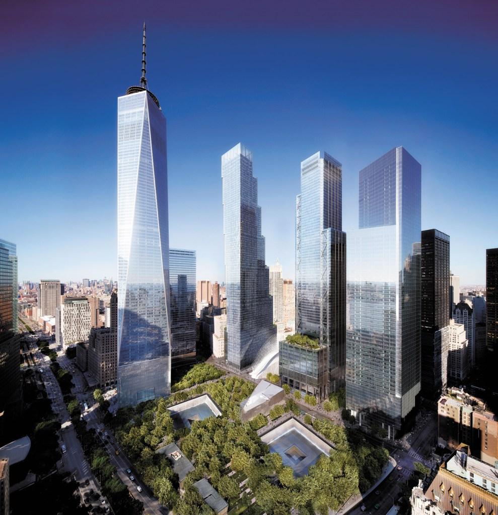 The World Trade Center's Grand Architectural Failure