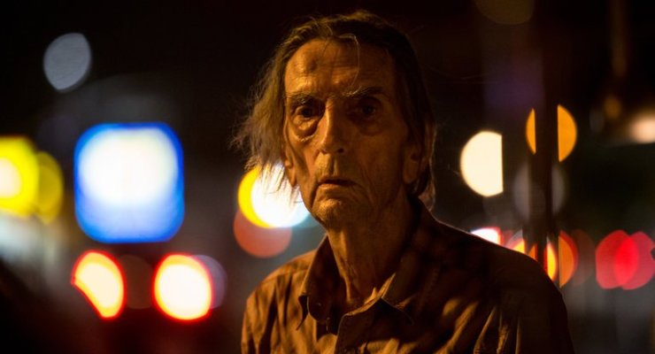 The Substantial Shadow Of Harry Dean Stanton