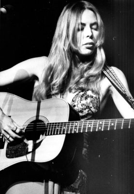 Joni Mitchell. A review of her new biography, with key songs to listen to, is at Riot Material, LA's premier magazine for art and sound.