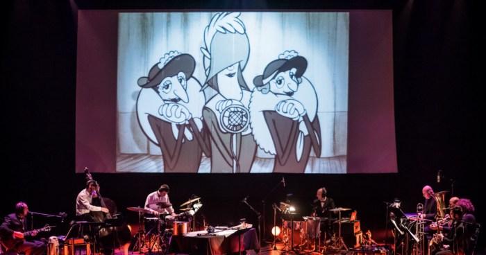 The Triplets Of Belleville Cine Concert Riot Material