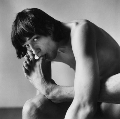 Peter Hujar: Daniel Schook Sucking Toe, 1981